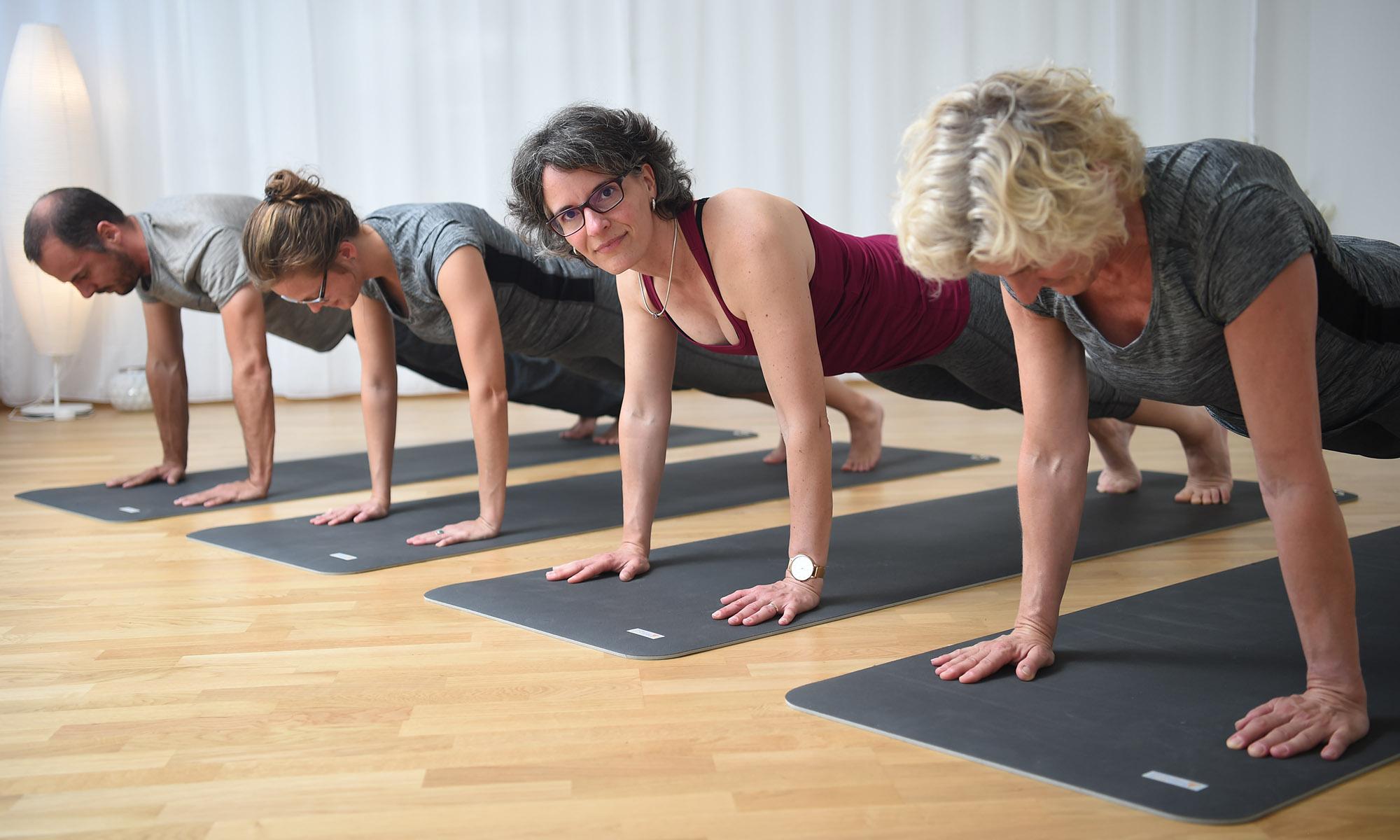 Kurs Yoga